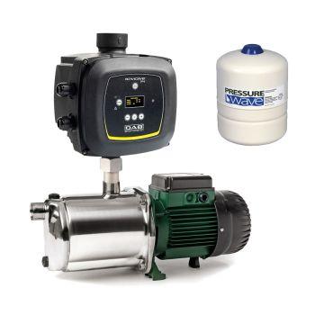 DAB EuroInox 40/80M + Activedriver Hauswasserwerkspaket