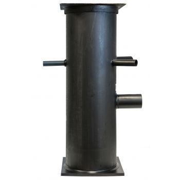 HDPE 412/1200 Hebeanlage - 160 Liter