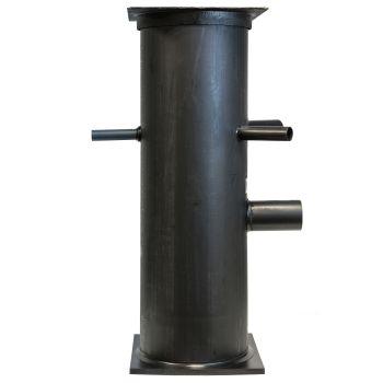 HDPE 612/1200 Hebeanlage Pro - 350 Liter