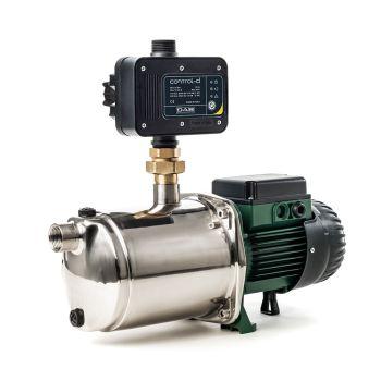 DAB JetInox 112 M + Control-D Hauswasserautomat