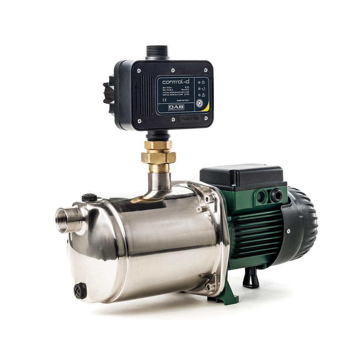 DAB EuroInox 30/50 M + DAB Control-D