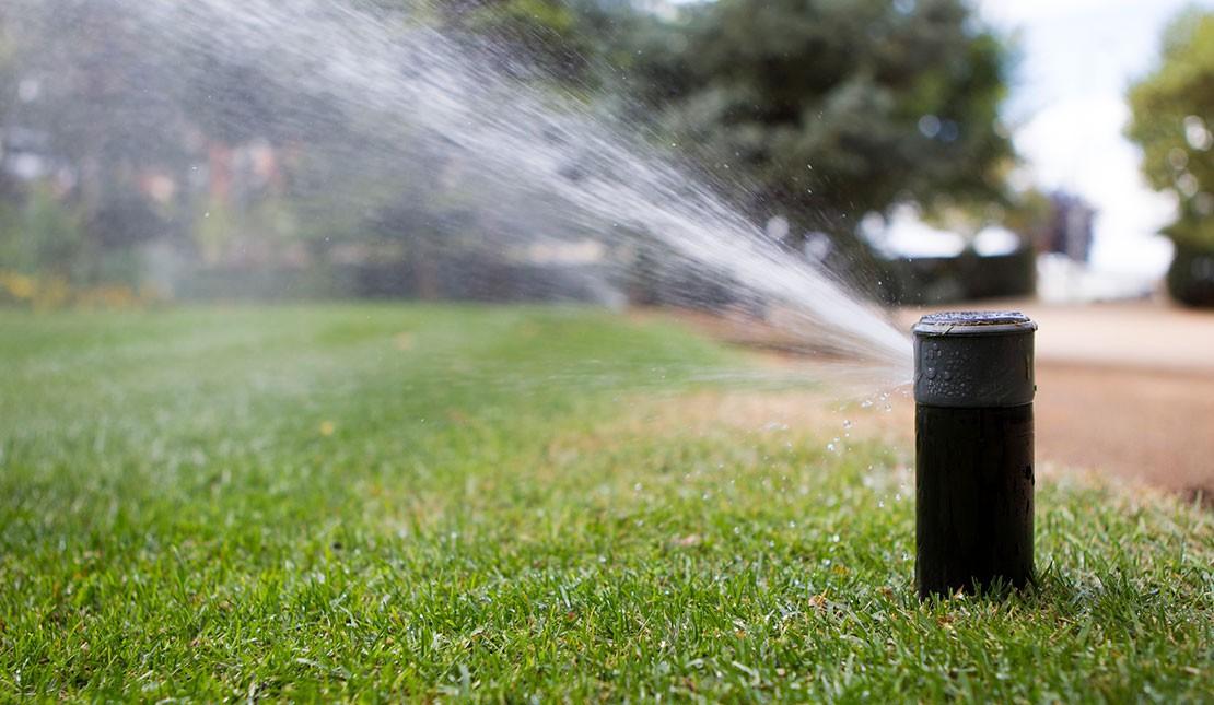Sparen Sie Trinkwasser mit einem Hauswasserwerk